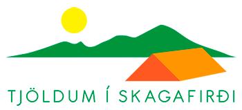 Tjöldum í Skagafirði – Camping in Iceland